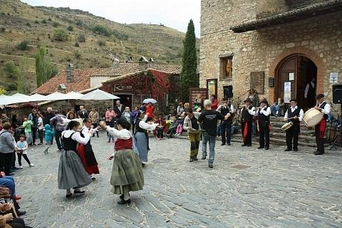 Grupo de danza de Patones