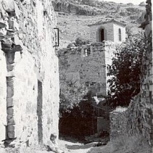 antigua iglesia de San José en Patones