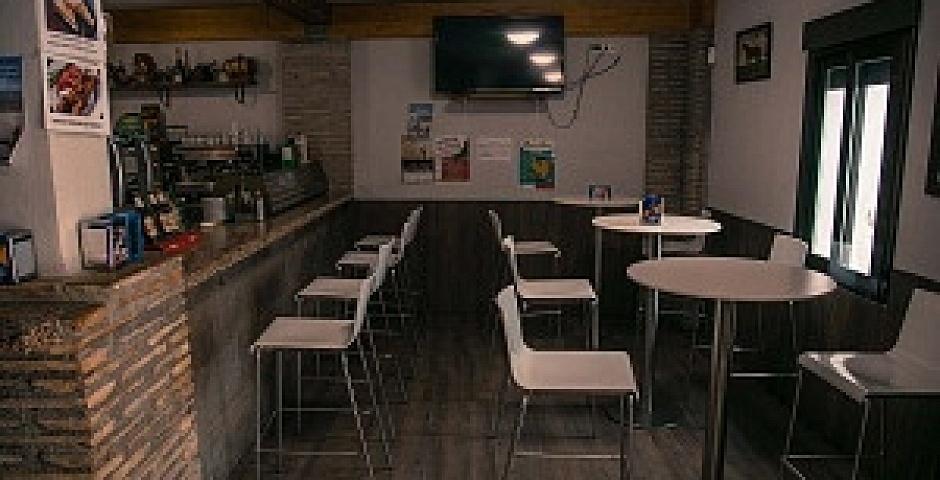 Bar Rafael Patones salón
