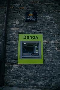 Cajero Bankia Patones