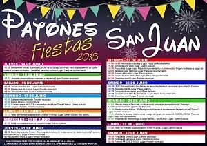 Patones Fiestas San Juan @ Patones de Abajo